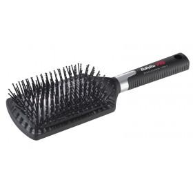 ЧЕТКА ЗА РАЗРЕСВАНЕ СЪС СИЛИКОНОВ КОСЪМ - Professional paddle brush (large) with ball tipped bristles