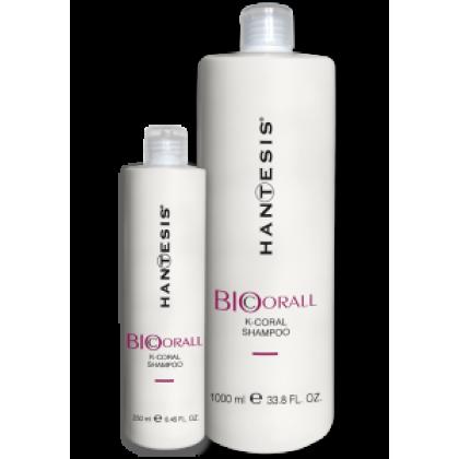 K - Coral Shampoo - Шампоан с Коралово водорасло за възстановяване на химично увредени коси