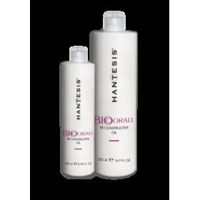 Re- constructive oil - олио за възстановяване на химично увредени коси.